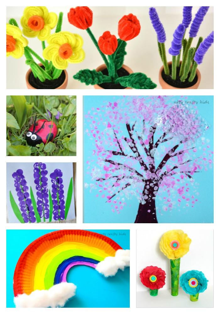 April: Spring and Gardening