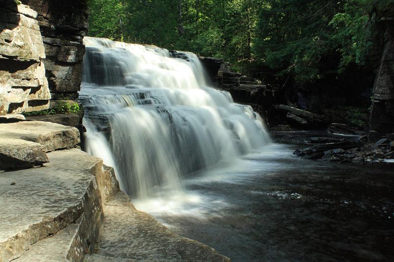 Summer Adventure #12: Canyon Falls